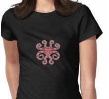 Primitive Octopus Womens Fitted T-Shirt