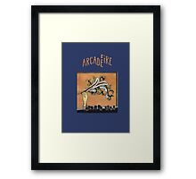 Arcade Fire, Funeral Framed Print