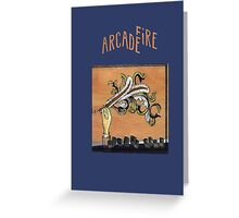 Arcade Fire, Funeral Greeting Card