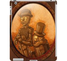 Steam 3-PO and Sir Artoo iPad Case/Skin