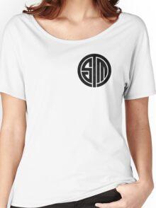 TSM Cloudy Grey Women's Relaxed Fit T-Shirt