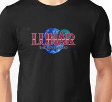 Lunar The Silver Star (Sega CD) Title Screen Unisex T-Shirt