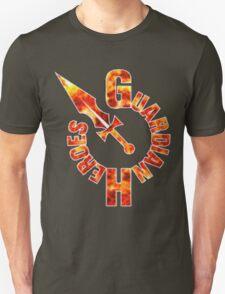 Guardian Heroes (Sega Saturn) Title Screen T-Shirt