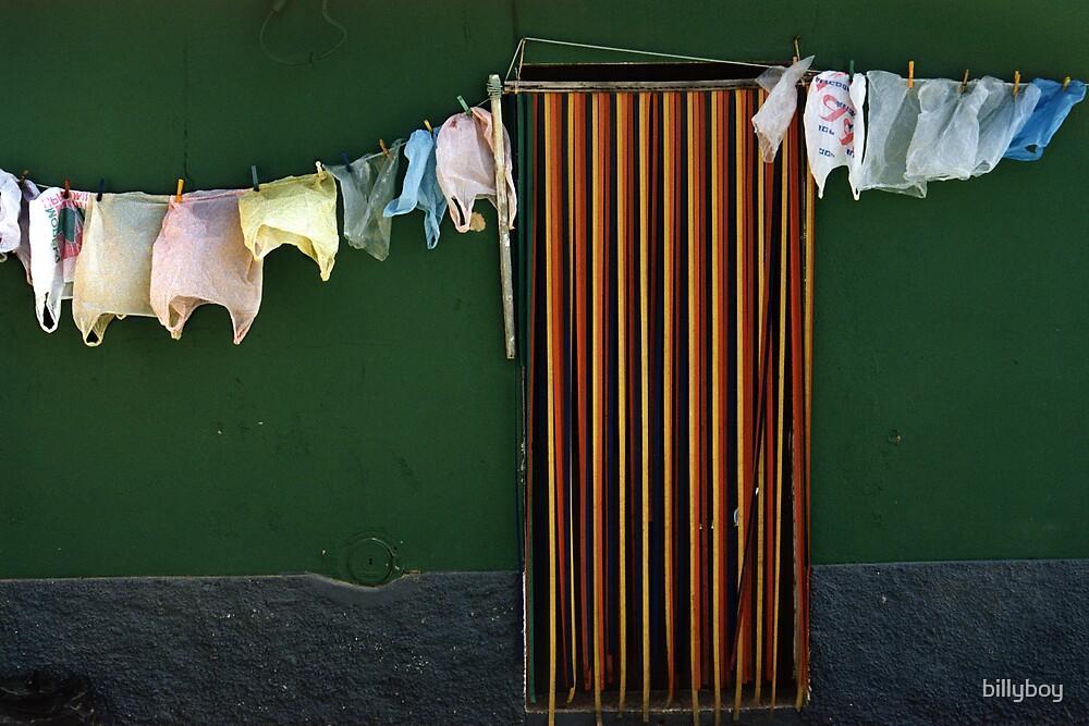 Bag Wash by billyboy