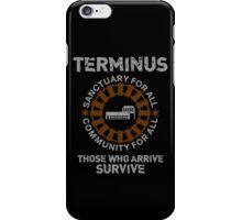 Terminus iPhone Case/Skin
