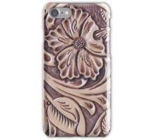 Hand-Tooled Leather Southwest iPhone / Samsung Galaxy Case iPhone Case/Skin
