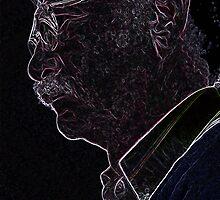 in the dark- kind of by David Stembaugh