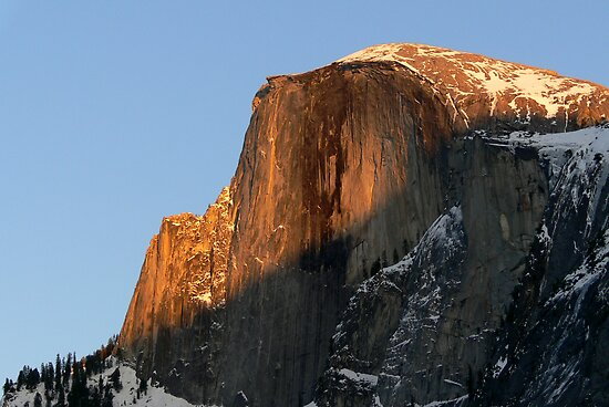 Half Dome by Chris McKinney