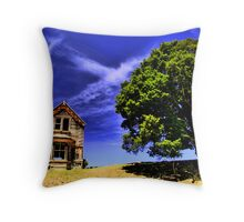 no ghost in this house Throw Pillow