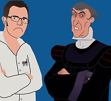 Frollo meets AVGN by Andrews23
