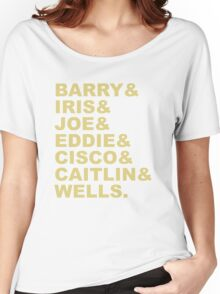 The Flash (Fandom Names) Women's Relaxed Fit T-Shirt