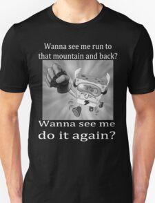 Spongebob Quickster Unisex T-Shirt