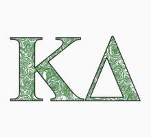Kappa Delta Lilly Letters by emmytyga