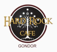 Hard Rock Gondor (Lord of the Rings) by Leocats