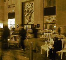 Rockefeller Center by dwenden
