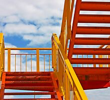Stairway to Heaven by Skip Hunt