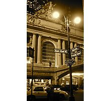 Grand Central  Photographic Print