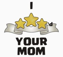 Clash of Clans - I Three Starred Your Mom - Gold Edition T-Shirt