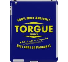 Torgue Guns iPad Case/Skin
