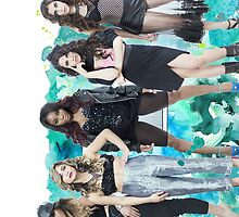 Fifth Harmony Splash 2.0 by foreverbands
