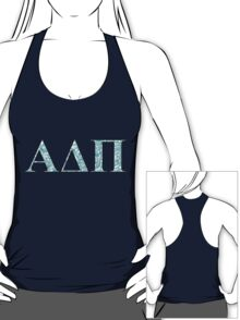 ADPi Lilly Letters T-Shirt