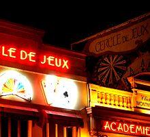 Colourful Paris by Fernie