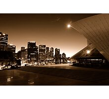 Bennelong & Beyond Photographic Print