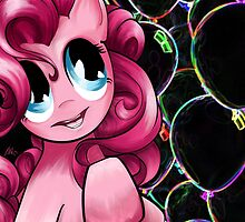 Pinkie Pie by AngelTripStudio
