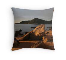 Abel Tasman Sunrise Throw Pillow
