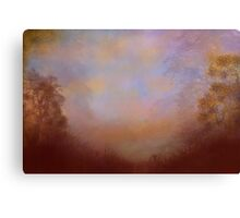 Restful Autumn Canvas Print