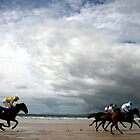 Glenbeigh beach races 1 by James  Horan