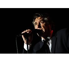 Bryan Ferry Photographic Print