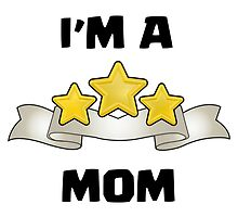 Clash of Clans - I'm a Three Star Mom by pregnantembryo