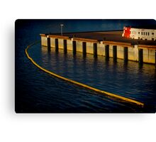 Dockland 1 Canvas Print