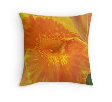 Oranges & Lemons Throw Pillow