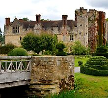 Hever Castle England by jwwallace
