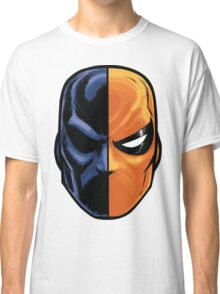 deathstroke - mask (more detail) Classic T-Shirt