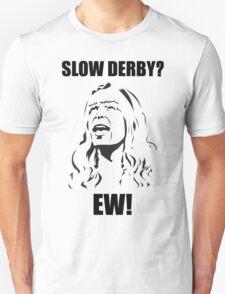 EW Slow Derby Black T-Shirt