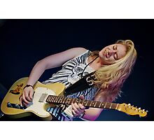 Joanne Shaw Taylor  Photographic Print