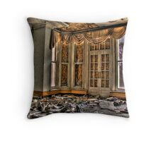 To The Patio..... Throw Pillow