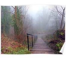 Steps in the Fog Poster