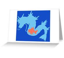 The Sea Dragon Greeting Card