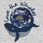 save the whales - southern ocean by dale rogers
