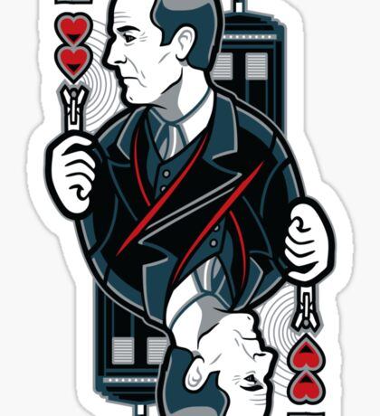 12th of Hearts Sticker