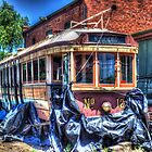 Tram awaiting relife #2 by shaynetwright