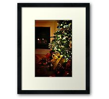 From Our House to Yours Framed Print