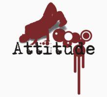 do you have attitude? by xanda