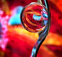 Ganesh Spoon by Skip Hunt