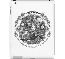 In It Together iPad Case/Skin