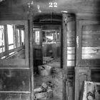 Tram, internal by shaynetwright